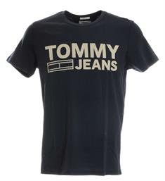 Tommy Jeans T-shirts Dm0dm02192 Navy