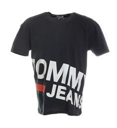 Tommy Jeans T-shirts Dm0dm04149 Navy