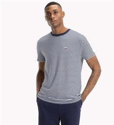 Tommy Jeans T-shirts Dm0dm04573 Navy dessin