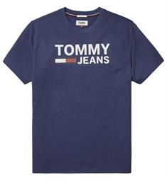 Tommy Jeans T-shirts Dm0dm04837 Navy