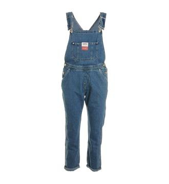 Tommy Jeans Tuinbroeken Dw0dw03887 work Blue denim