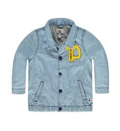 Tumble 'n Dry Denim jackets Nolan Blue denim