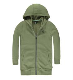 Tumble 'n Dry junior Fleece vesten Emlyn Army