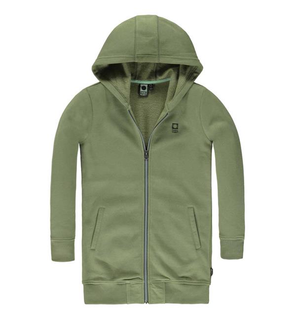 tumble-n-dry-junior-fleece-vesten-emlyn-army