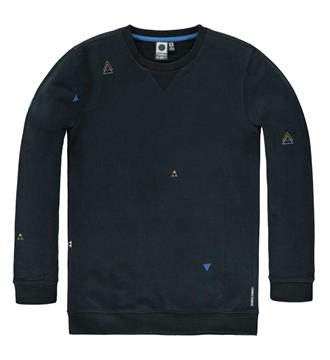 Tumble 'n Dry junior Sweaters Abdiel Zwart
