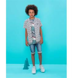 Tumble 'n Dry junior T-shirts Landon Groen dessin