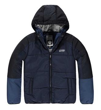 Tumble 'n Dry junior Winterjassen Amiro Blauw