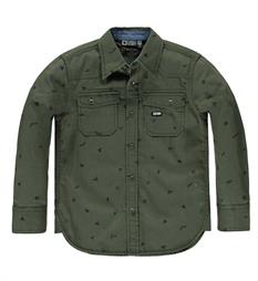 Tumble 'n Dry Lange mouw blouses Beil Army