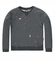 Tumble 'n Dry Sweaters Farraha Antraciet