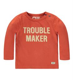 Tumble 'n Dry T-shirts Caddam Brique