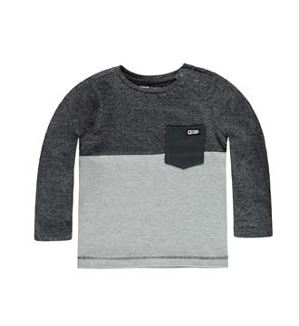 Tumble 'n Dry T-shirts Conran Antraciet