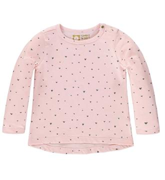 Tumble 'n Dry T-shirts Grietje Licht roze dessin