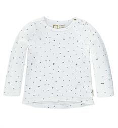 Tumble 'n Dry T-shirts Grietje Off white dessin
