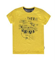 Tumble 'n Dry T-shirts Marquez Geel
