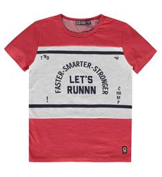 Tumble 'n Dry T-shirts Meccoy Rood
