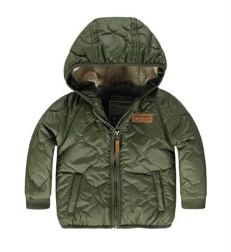 Tumble 'n Dry Winterjassen Claas Army