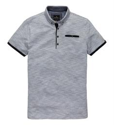 Vanguard Polo's Vpss183662 Wit dessin
