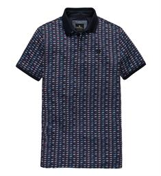 Vanguard Polo's Vpss183680 Navy dessin