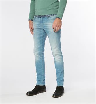 Vanguard Slim jeans Vtr525-leb Blue denim