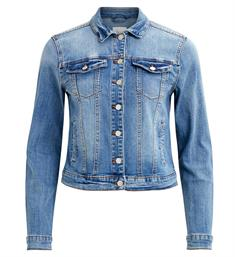 Vila Denim jackets 14042859 vishow Blue denim