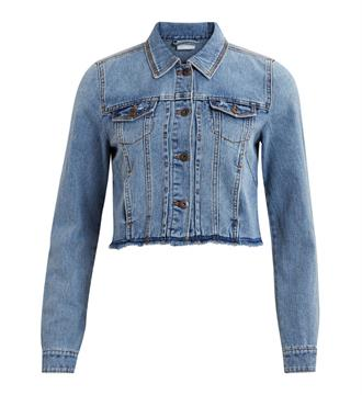 Vila Denim jacks 14041250 Blue denim