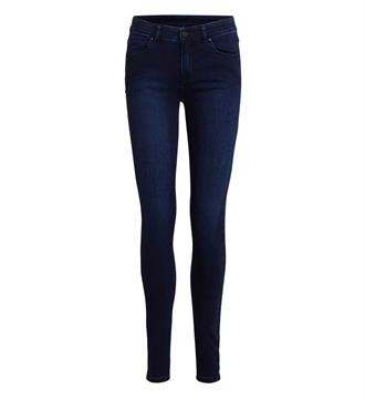 Vila Skinny jeans 14042061 commit Dark blue denim