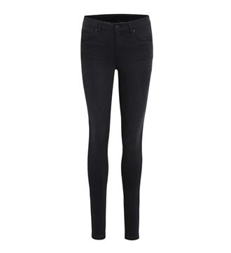 Vila Skinny jeans 14042594 commit Black denim