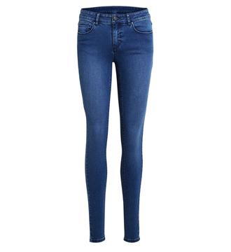 Vila Skinny jeans 14042595 vicomm Blue denim