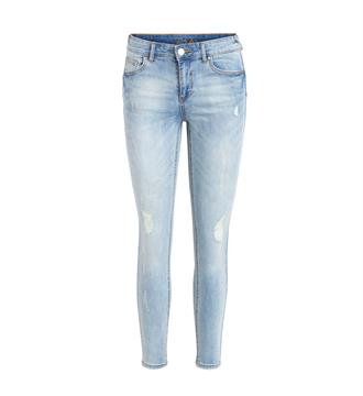 Vila Skinny jeans 14044658 vicomm Blue denim