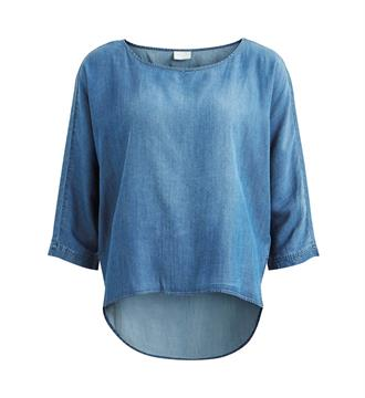 Vila Tops 14044888 vijazz Blue denim