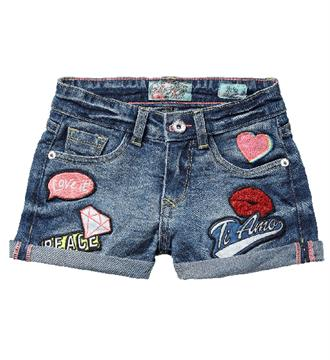 Vingino Denim shorts Dafne Blue denim