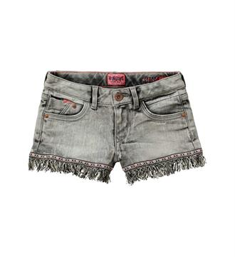Vingino Denim shorts Dyonne Black denim