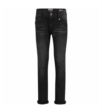 Vingino Skinny jeans Adamo Black denim