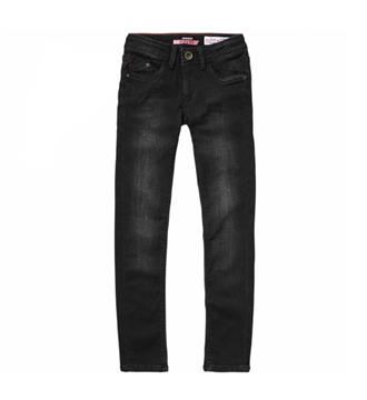 Vingino Skinny jeans Belinda Black denim