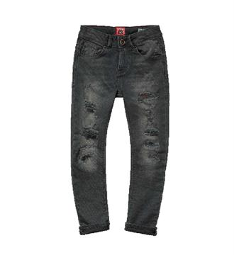 Vingino Slim jeans Cornelius Black denim