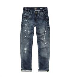 Vingino Slim jeans Dolfo Blue denim