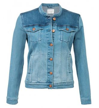 YAYA Denim jackets 050398-812 Blue denim