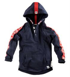 Z8 Fleece vesten Biker Navy