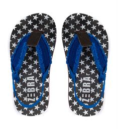 Zebra Slippers 899027 mini boy