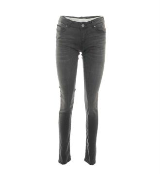 Zhrill Skinny jeans Daffy w9001 Black denim