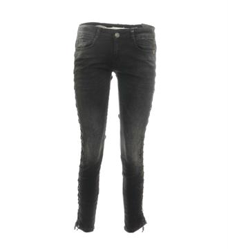 Zhrill Skinny jeans Daffy w9047 Black denim