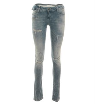 Zhrill Skinny jeans Mia stree w7067 Blue denim