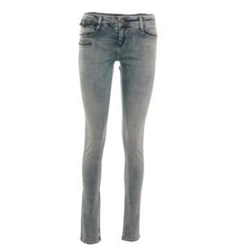Zhrill Skinny jeans Mia w64 Blue denim