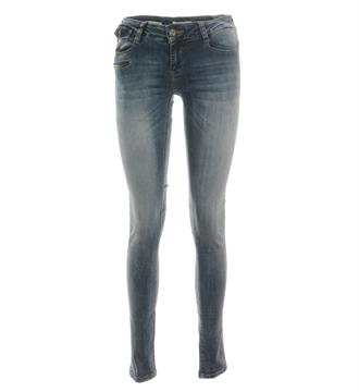 Zhrill Skinny jeans Mia w7042 Blue denim