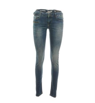 Zhrill Skinny jeans Mia w705 Blue denim