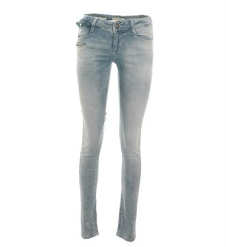 Zhrill Skinny jeans Mia w7066 Blue denim