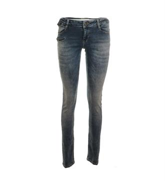 Zhrill Skinny jeans Mia w7069 Blue denim