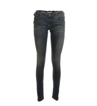 Zhrill Skinny jeans Mia w7070 Blue denim