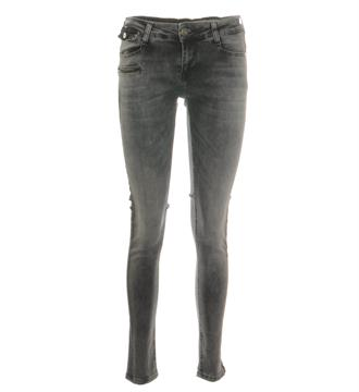 Zhrill Slim jeans Mia dawn w011 Black denim
