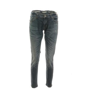 Zhrill Tapered jeans Danita w7091 Blue denim